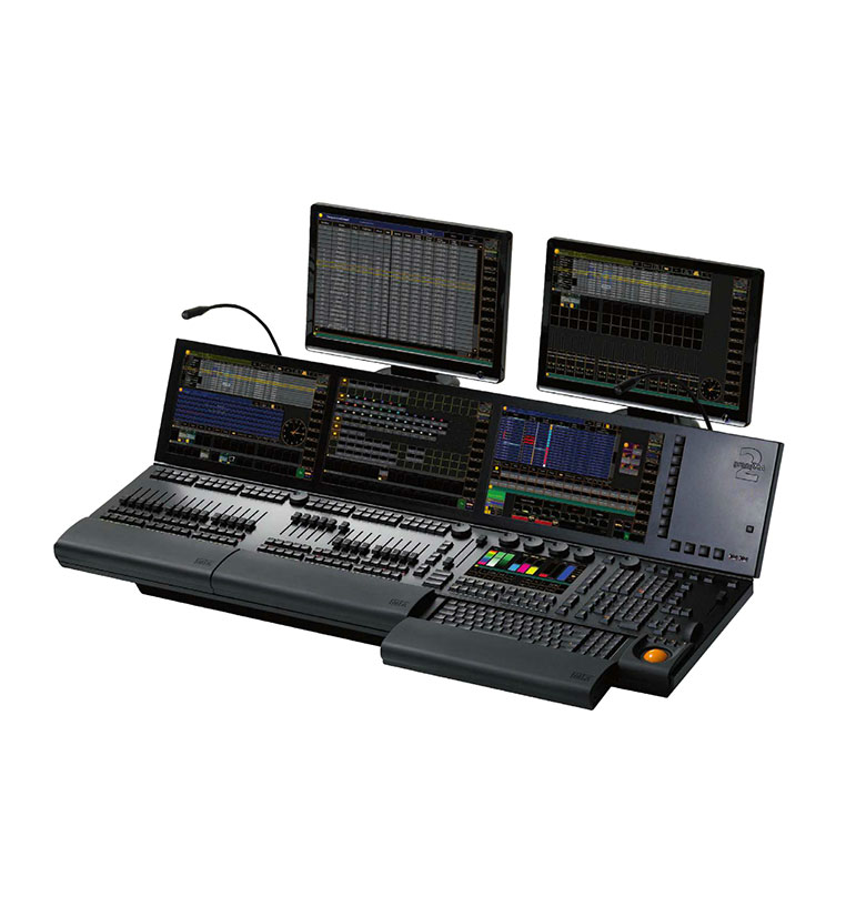 active lighting hire console dimmers and distribution panel hire